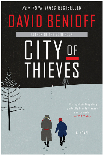 Book Review: City of Thieves Cover