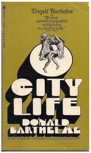 Book Review: City Life by Donald  Barthelme